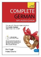 Complete German (Learn German with Teach Yourself): MP3 CD-ROM: New edition (CD-ROM)