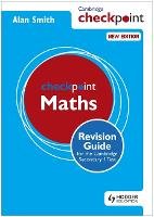 Cambridge Checkpoint Maths Revision Guide for the Cambridge Secondary 1 Test (Paperback)