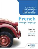 Cambridge IGSCE and International Certificate French Foreign Language (Paperback)