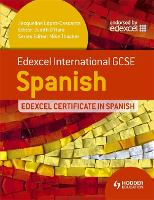 Edexcel International GCSE and Certificate Spanish (Paperback)