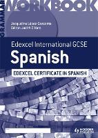 Edexcel International GCSE and Certificate Spanish Grammar Workbook (Paperback)