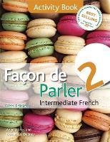 Facon de Parler 2 5ED: Activity Book - Facon de Parler (Paperback)