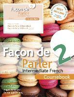Facon de Parler 2 5ED: Course Pack - Facon de Parler
