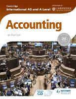 Cambridge International AS and A Level Accounting (Paperback)