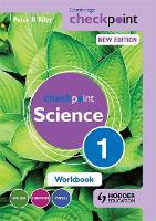 Cambridge Checkpoint Science Workbook 1 (Paperback)