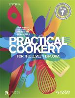 Practical Cookery for the Level 1 Diploma 2nd Edition (Paperback)