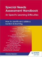 Special Needs Assessment Handbook for Specific Learning Difficulties (Spiral bound)