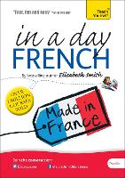 Beginner's French in a Day: Teach Yourself (CD-Audio)