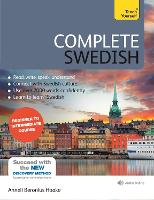 Complete Swedish Beginner to Intermediate Course: (Book and audio support)