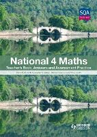 National 4 Maths Teacher's Book, Answers and Assessment (Paperback)