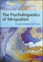 The Psycholinguistics of Bilingualism (Paperback)