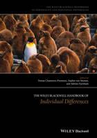 The Wiley-Blackwell Handbook of Individual Differences - HPIZ - Wiley-Blackwell Handbooks in Personality and Individual Differences (Hardback)