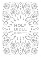 NIV Pocket White Gift Bible