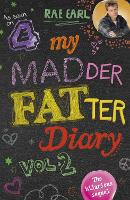 My Madder Fatter Diary (Paperback)