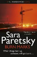 Burn Marks: V.I. Warshawski 6 (Paperback)