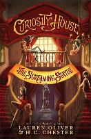 Curiosity House: The Screaming Statue (Book Two) (Hardback)
