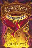 Curiosity House: The Fearsome Firebird (Book Three) (Paperback)