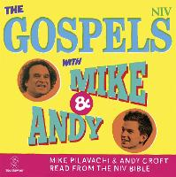 The Gospels with Mike and Andy - New International Version (CD-Audio)