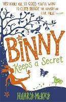 Binny Keeps a Secret: Book 2 - Binny (Paperback)