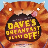 Dave's Breakfast Blast Off! - Dave (Paperback)