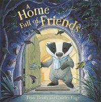 A Home Full of Friends (Hardback)