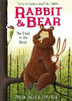 Rabbit and Bear: The Pest in the Nest: Book 2 - Rabbit and Bear (Paperback)