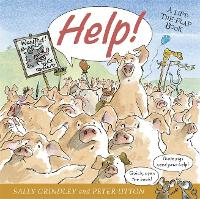 Help!: Lift-the-Flap Book (Paperback)
