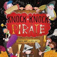 Knock Knock Pirate - Knock Knock (Paperback)