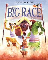 The Big Race (Hardback)