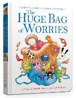 The Huge Bag of Worries Board Book (Board book)