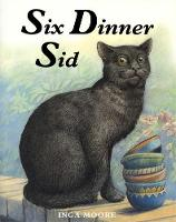 Six Dinner Sid: Board Book - Six Dinner Sid (Board book)