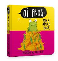 Oi Frog! Mix & Match Book
