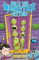 Nelly the Monster Sitter: The Grerks at No. 55: Book 1 - Nelly the Monster Sitter (Paperback)