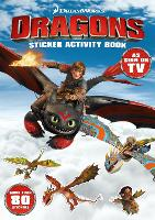 Dragons: Sticker Activity Book - Dragons (Paperback)