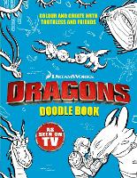 Dragons: Doodle Book - Dragons (Paperback)