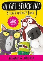 Oi Get Stuck In! Sticker Activity Book