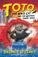 Toto the Ninja Cat and the Mystery Jewel Thief: Book 4 - Toto (Paperback)
