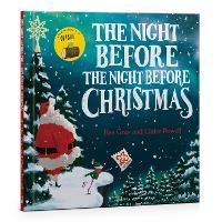 The Night Before the Night Before Christmas (Hardback)