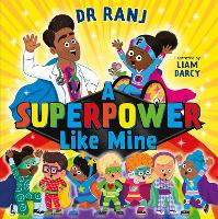 A Superpower Like Mine (Paperback)