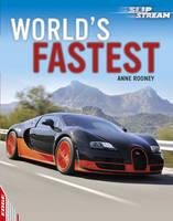 World's Fastest - Edge: Slipstream Non-Fiction Level 1 8 (Hardback)