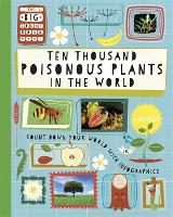 Ten Thousand Poisonous Plants in the World - The Big Countdown (Hardback)