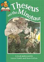 Must Know Stories: Level 2: Theseus and the Minotaur - Must Know Stories: Level 2 (Hardback)