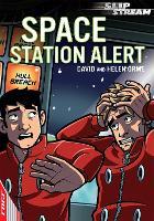 EDGE: Slipstream Short Fiction Level 2: Space Station Alert - Edge: Slipstream Short Fiction Level 2 (Paperback)