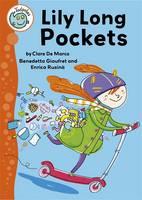 Lily Long Pockets - Tadpoles (Hardback)