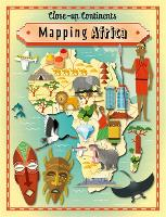Close-up Continents: Mapping Africa - Close-up Continents (Hardback)