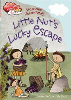 Race Ahead With Reading: Stone Age Adventures: Little Nut's Lucky Escape - Race Ahead with Reading (Paperback)