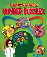 Brain Games: Number Puzzles - Brain Games (Hardback)