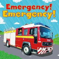 Digger and Friends: Emergency! Emergency! - Digger and Friends (Paperback)