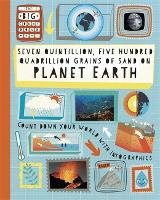 The Big Countdown: Seven Quintillion, Five hundred Quadrillion Grains of Sand on Planet Earth - The Big Countdown (Paperback)
