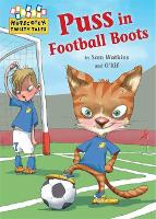 Hopscotch Twisty Tales: Puss in Football Boots - Hopscotch: Twisty Tales (Paperback)
